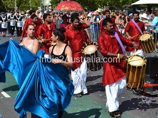 Moomba parade photos