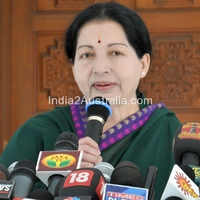 4 YEARS JAIL AND RUPEES 100 CRORE FINE FOR TAMILNADU CM JAYALALITHAA