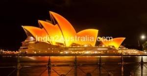 deepavali at Sydney Opera House