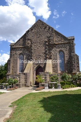 anglican church kilmore