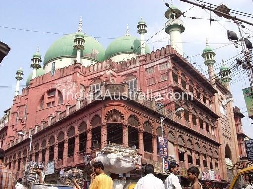 nakoda mosque in calcutta