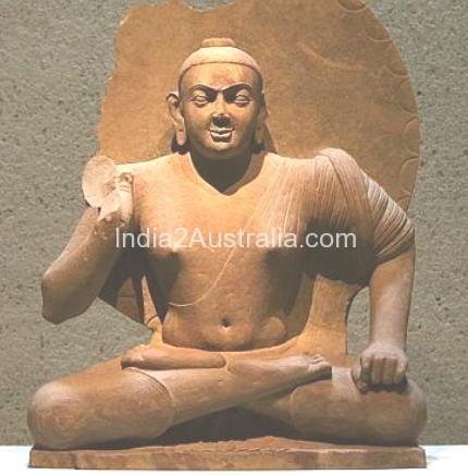 kushan Buddha 2