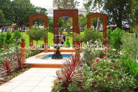 melbourne flower and garden show