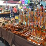 Aboriginal Artefacts at Queen Victoria Market