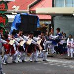 Lunar Newyear martial arts