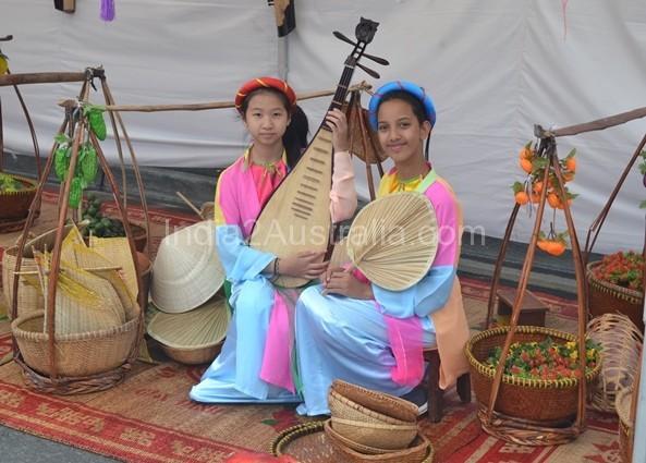 vietnamese moon newyear tradition