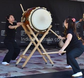 Japanese summer festival 9