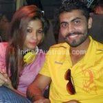 Ravindra jadeja girl friend Chetna Jha