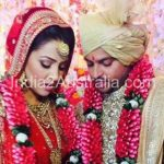 Suresh Raina and Priyanka Chaudhari Marriage Photo