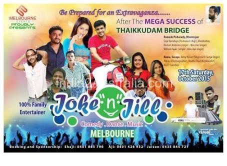 joke and jill in Melbourne