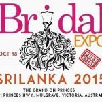 Srilanka Bridal Expo 2015 in Melbourne