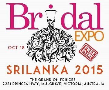 Srilanka Bridal Expo in Melbourn