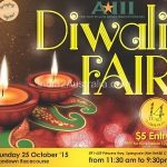 Sandown Racecourse Diwali Celebrations