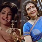Bollywood actress Vyjayanti mala now and then photos