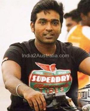Naanum Rowdy dhaan  movie in Sydney