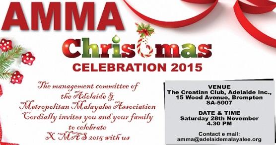 ADELAIDE MALAYALEE CHRISTMAS