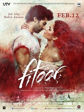 Fitoor Hindi Movie Session Details for Australia (Melbourne, Sydney, Perth, Adelaide and Brisbane)