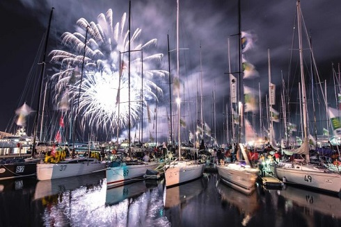 hobart fireworks