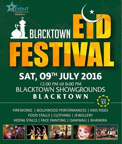 Eid Blacktown