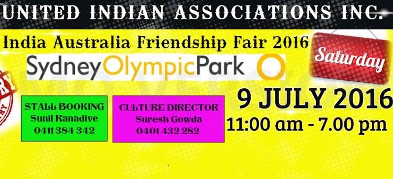India Australia Fair