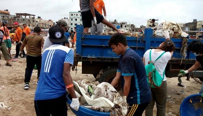 beach clean up2