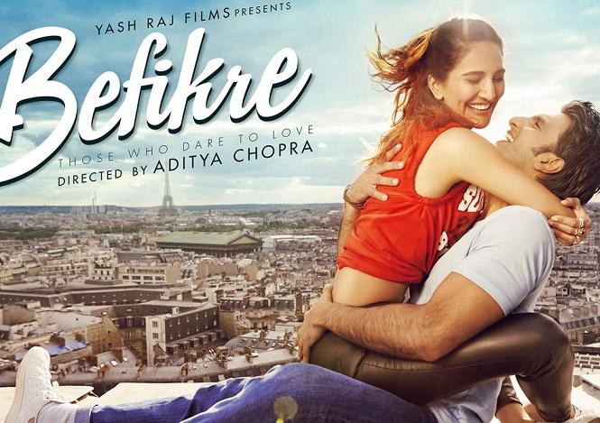 BEFIKRE Hindi movie screening details for Australia (Melbourne, Sydney, Perth, Adelaide and Brisbane)