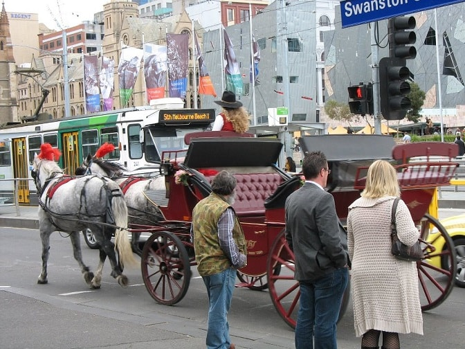 How Melbourne got its name?