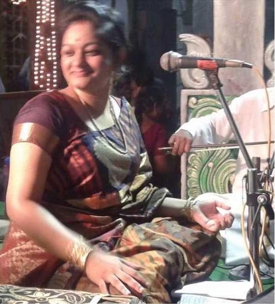 Nadhamuni Gayatri Bharat's Music Concert Mudra at Indian Consulate Sydney