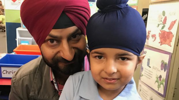 Sagardeep's son will wear a turban in School – A wrong decision indeed