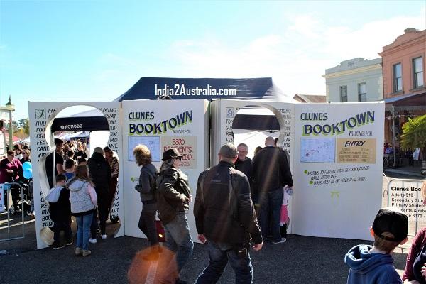 Clunes Booktown Festival