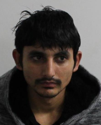Navjinder Singh wanted on warrant